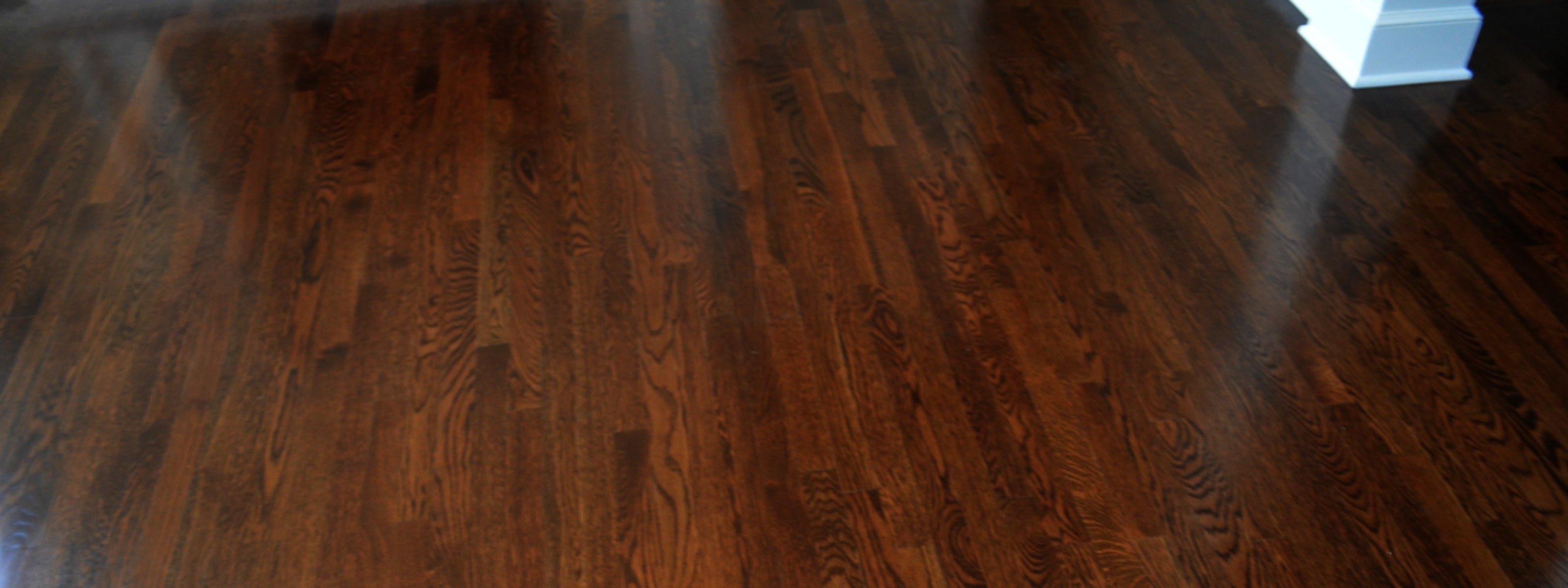 Hardwood flooring cork flooring remodeling for Black hardwood flooring
