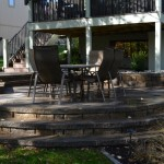 Out door living and patio remodel by Artisan Construction, 7321 N Antioch Gladstone, MO 64119