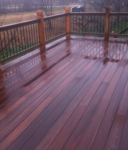 Add a deck to your home